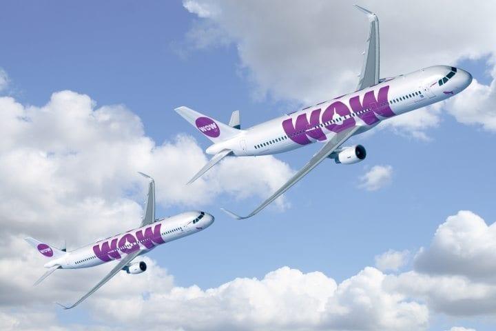 Direktflüge nach Island ab Frankfurt (Main) nun auch mit WOWair