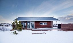Wintertraum Ferienhaus - Islands Westen