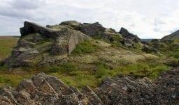 Im Nationalpark Jökulsárglúfur