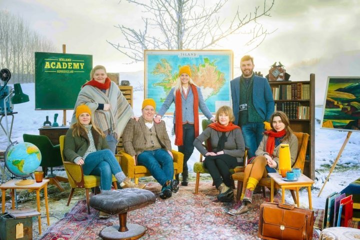 Cleverer reisen mit der Iceland Academy