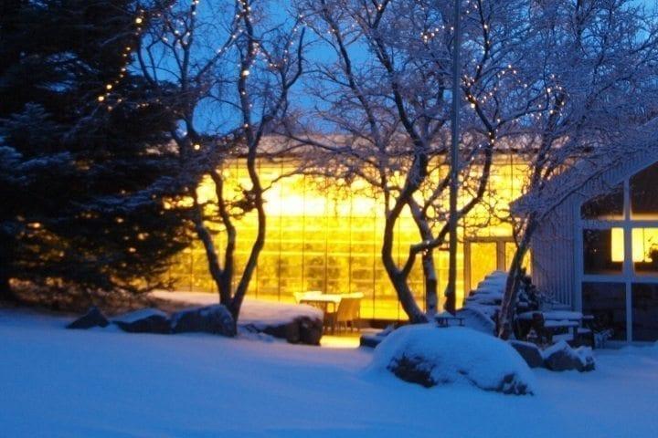 Weihnachten in Island und ein funkelndes Silvester