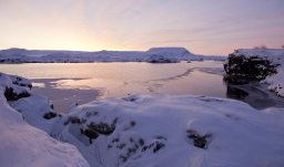 Wilderness Center im Winter