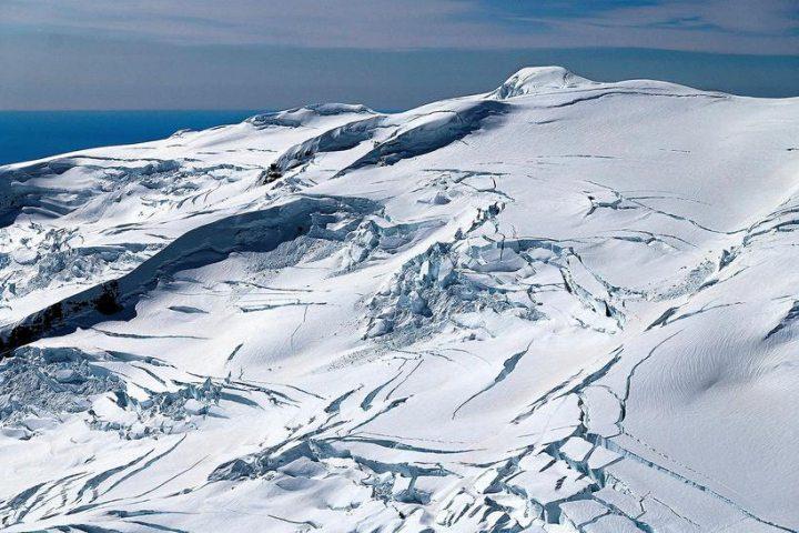 Öræfajökull – ein Vulkan erwacht