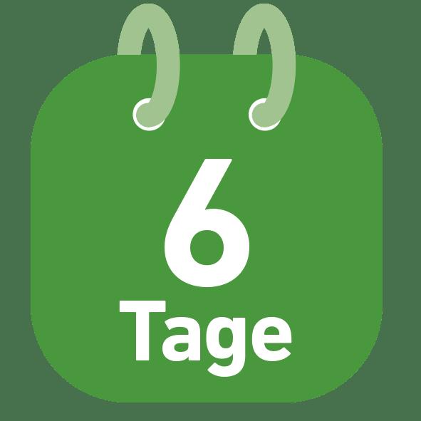 6 Tägige Island Rundreise