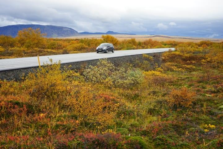 Macht ein Navigationsgerät in Island Sinn?