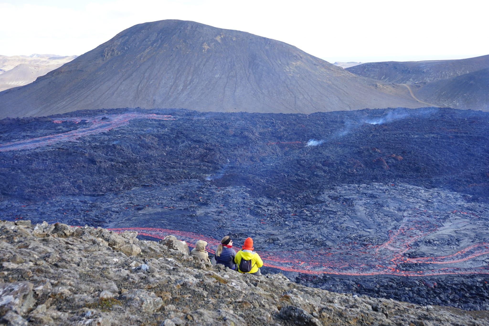 Vulkan Geldingardalur Mai 2021 Anne